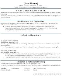 registered resume exles registered resume emergency resume er resume