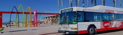 San Diego Trolley Map Home San Diego Metropolitan Transit System