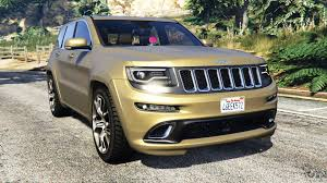 srt jeep 2016 jeep grand cherokee srt 8 2014 replace for gta 5