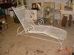 Wrought Iron Lounge Chair Patio 24 Best Deeauvil Garden Deck Chairs Images On Pinterest Lawn