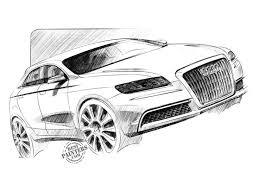 sketches for audi car sketches www sketchesxo com