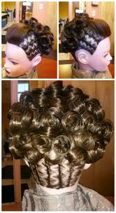 makeup classes in ri this updo was created by dasilva a student at the empire