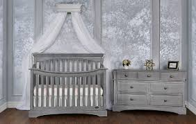 Grey Convertible Crib by Rosalene 4 In 1 Convertible Crib Kids Furniture In Los Angeles