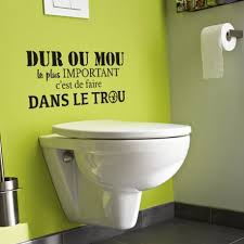 stickers muraux cuisine citation stickers muraux toilette stickers décoration citation toilettes