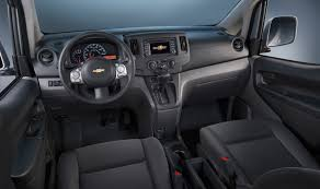 nissan cargo van interior this is the 2015 chevrolet city express compact cargo van gm