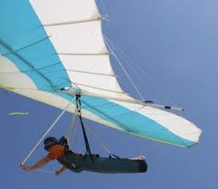 hang picture hang gliding lessons kitty hawk kites
