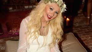 christina aguilera baby shower see the raunchy cake today com