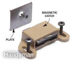 Magnetic Catches For Kitchen Cabinets by Home Repair How To Fix Kitchen Cabinets Family Handyman