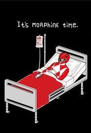 Power Rangers Meme - the mighty morphine power rangers meme guy