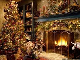 living room christmas decoration photo luxury inside door