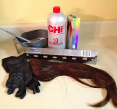 Washing Hair After Coloring At Home - how to dye my hair extensions u2013 celebrity strands