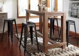 Oak Bar Table Oak Furniture Liquidators Pinnadel Bar Table