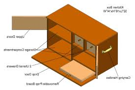 Camp Kitchen Box Plans by Beaver Tree Camp Kitchen Box Chuck Pelican Military Surplus With