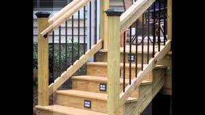 building code deck stair railing building code for deck stair