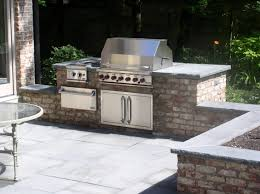 patio grill outdoor grilling station home interiror and exteriro design