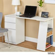 Desk For Desktop Computer by Simple Living Como Modern Writing Desk Free Shipping Today