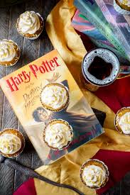 Soul Cakes Halloween Harry Potter Butterbeer Cupcakes Sugar U0026 Soul