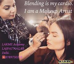 makeup artist school online free lakme academy offering makeup artist course in lajpat nagar south