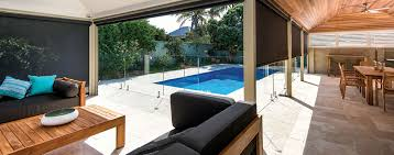 External Awnings Brisbane Outdoor Blinds Awnings Aluminium Shutters Bozzy