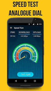 android speed test speed test wifi analyzer for android free and