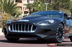 maserati chrome blue superfly magazine superfly autos part 14