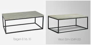 box frame coffee table round glass coffee table metal frame the