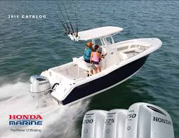 honda marine tribal bass boats
