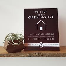 open house welcome sign no 6 open house real estate and house