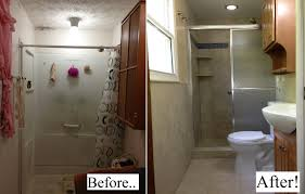 bathroom remodels before and after concepts underlying the process