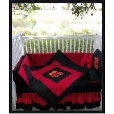 Crib Bedding Calgary Calgary Flames Crib Bedding Set