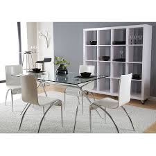 White Modern Dining Room Sets Modern Dining Tables Atlanta 60