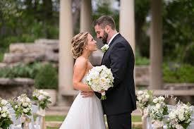 Ft Worth Botanical Gardens Weddings by Fort Worth Botanic Gardens Lightly Photography