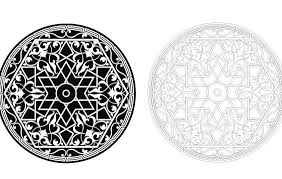 islamic ornaments vector free vector 428295 cannypic
