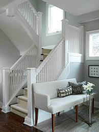 i like the all white stair rail to match the trim but i don u0027t