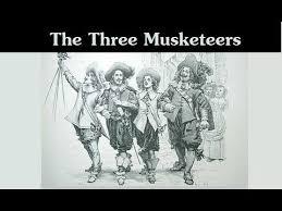 musketeers audio book 2 3