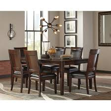 dining set ashley shadyn 7 piece d471 lastman u0027s bad boy