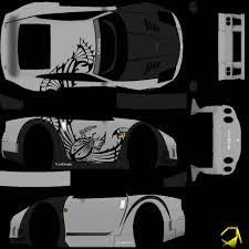 nissan 350z skin from polis lfs forum film cars