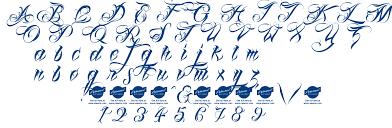 lina script fontm