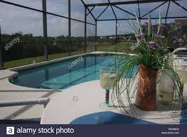 Lipoolandpatio by Private Swimming Pool And Patio Area With Insect Mesh Cover Taken