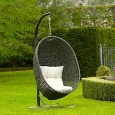 Trully Outdoor Wicker Swing Chair by 18 Wicker Swing Chair Indoor And Outdoor Hanging Egg Chair