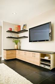 Tv In Kitchen Cabinet by Corner Cabinets For Living Room Decor Us House And Home Real