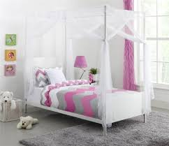 dhp furniture canopy metal bed
