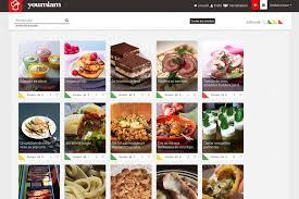 site de recette de cuisine l application pour partager ses meilleures recettes de cuisine