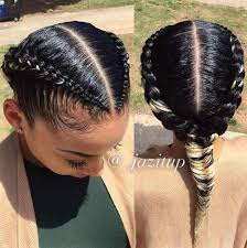 black hair styles for for side frence braids 70 best black braided hairstyles that turn heads in 2018