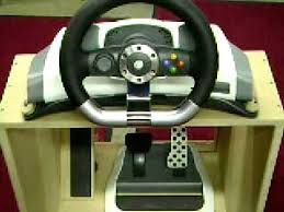 xbox 360 steering wheel xbox 360 steering wheel and pedal accessory stand