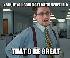 What Now Meme - what edward snowden must be thinking right now meme guy