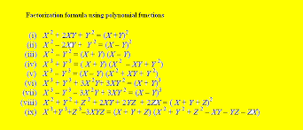 factoring polynomial functions website of mathtechniques