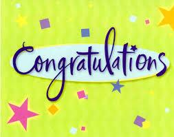 congratulation banner stock vector you win congratulation you congratulations sign