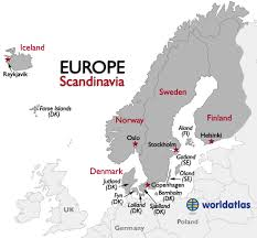 europe peninsulas map scandinavian peninsula map baltic shield map and information page