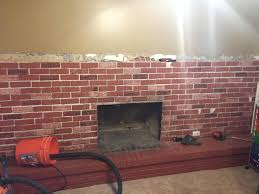 70 u0027s brick fireplace remodel album on imgur